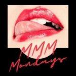 Mmm Mondays Meme Link Badge